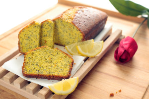Lemon Poppyseed Poundcake 2